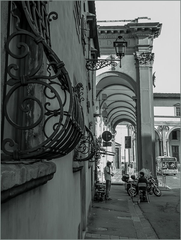 Улочки Флоренции - Наталья Rosenwasser