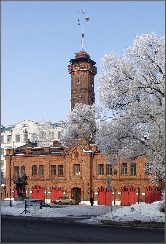 Пожарная каланча *** Fire Tower - Александр Борисов
