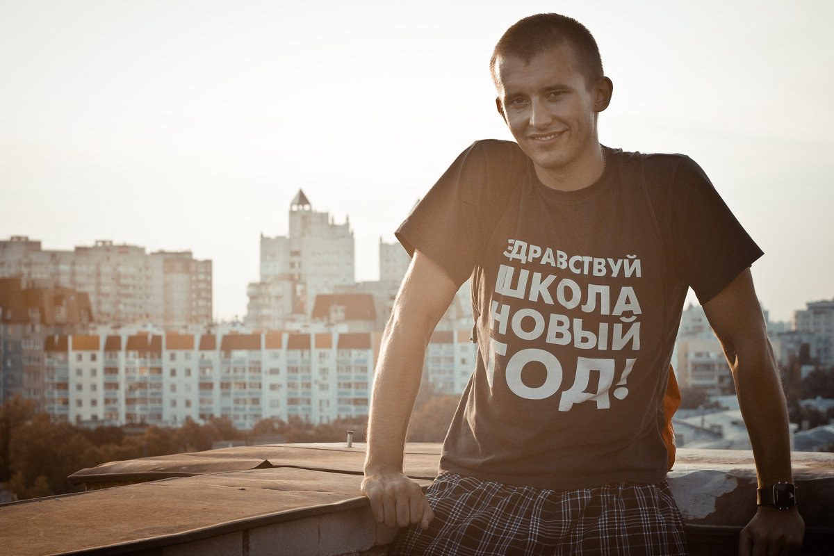 Игорь - Ника Коренюгина