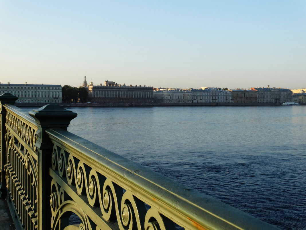 Река Нева - Владимир Гилясев