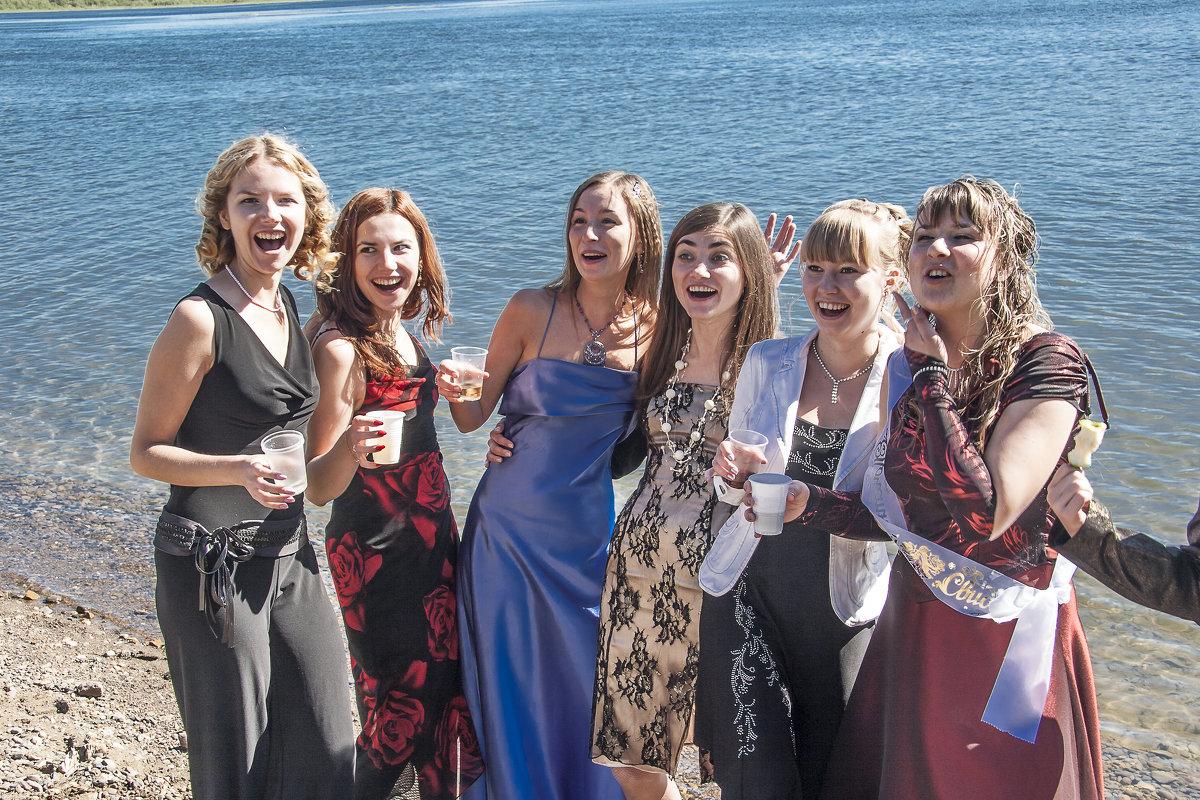 томск  подружки  невесты - михаил пасеков
