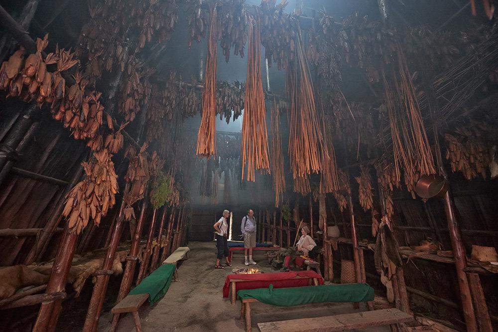 жилище индейцев - Валерий