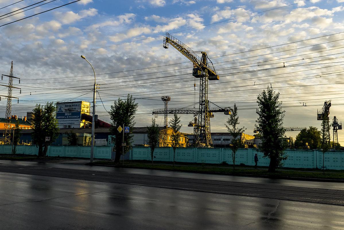 Начало дня - Sergey Kuznetcov
