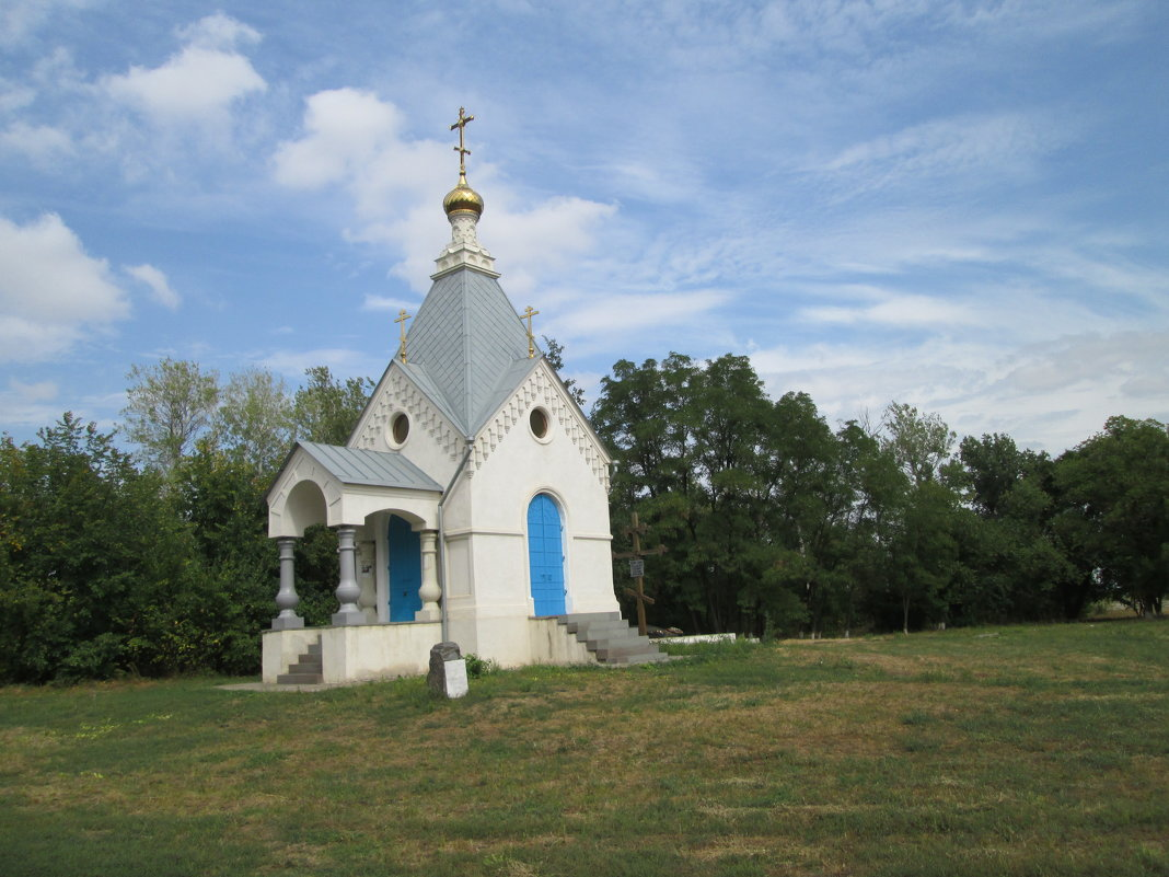 Памятник-часовня Покрова Пресвятой Богородицы... - Тамара (st.tamara)
