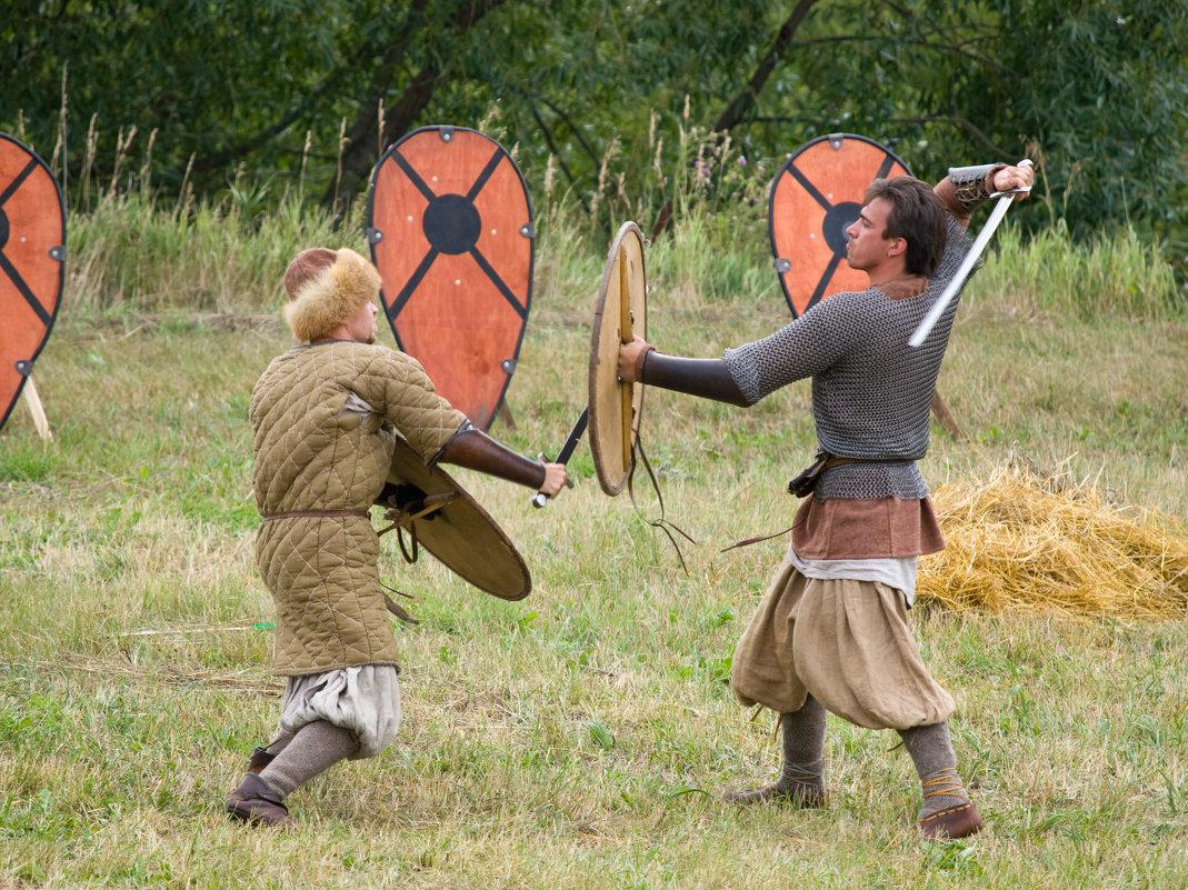 битва на Возже - антон osan