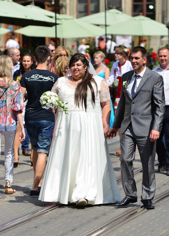 Свадьба - пан Шмулинсон