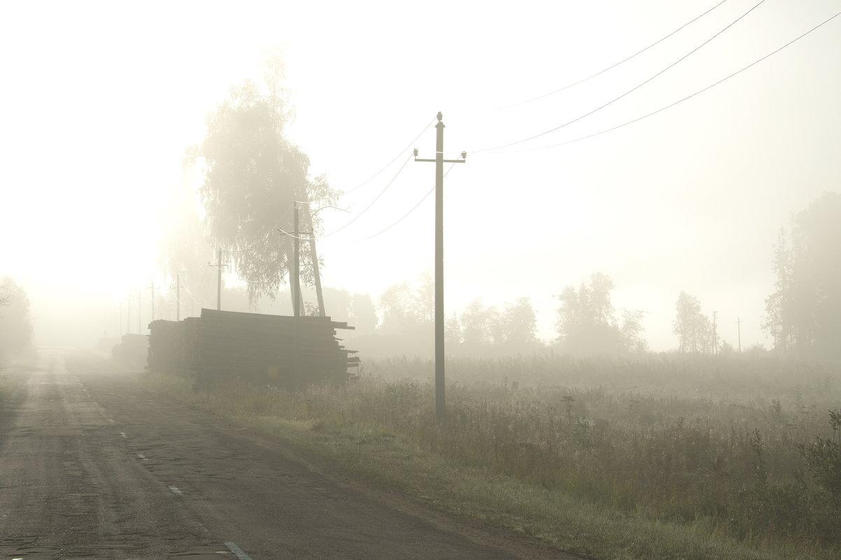 утренний проселок - Александр С.
