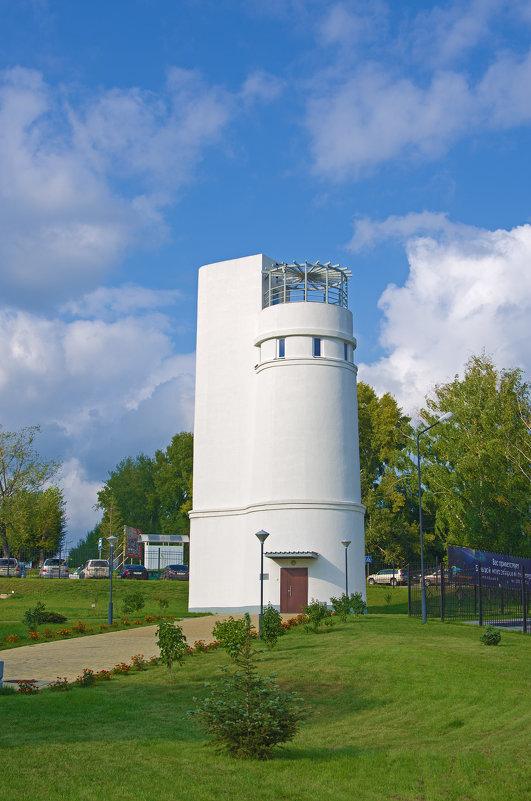 Башня Фуко. Новосибирск - Антон Ильяшенко