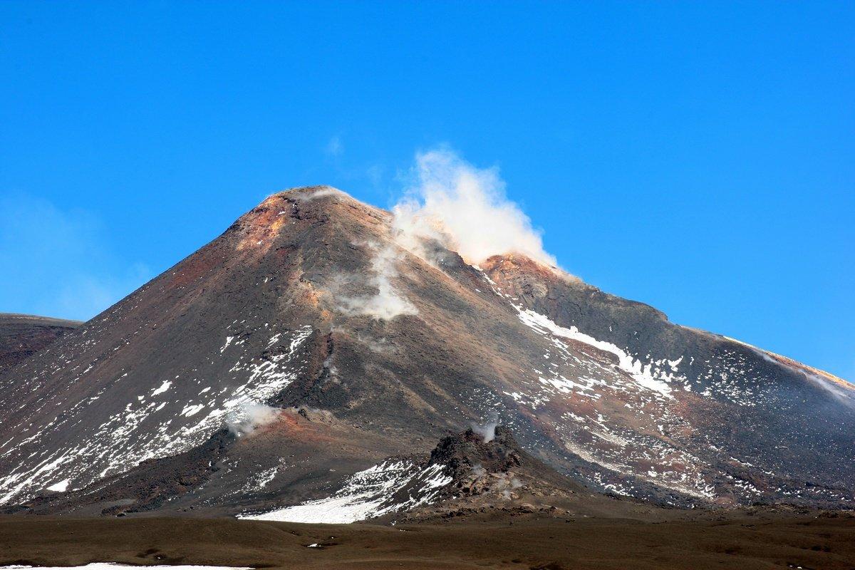 вулкан этна онлайн