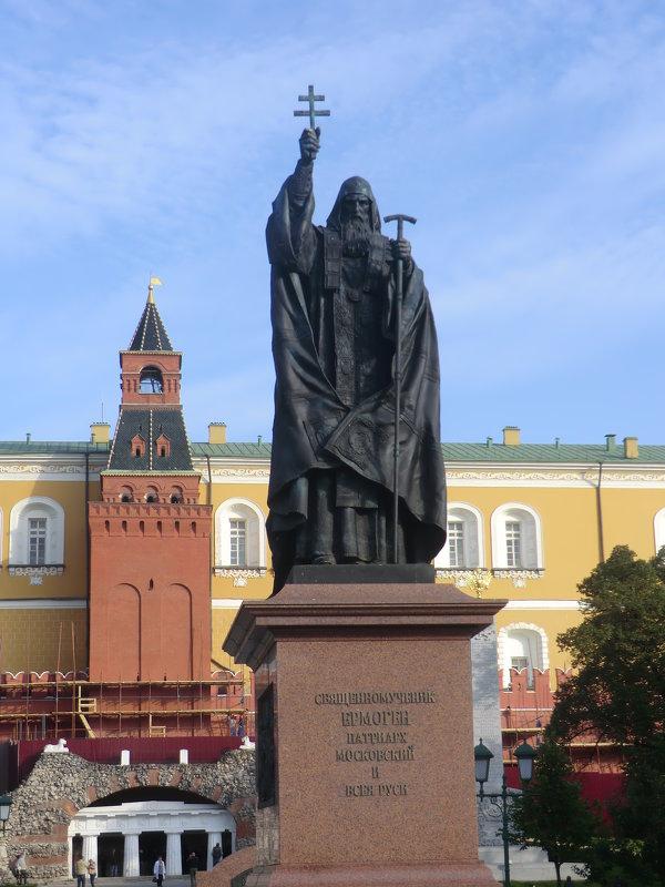 Москва - Бабье лето - 18 сентября... - Владимир Павлов