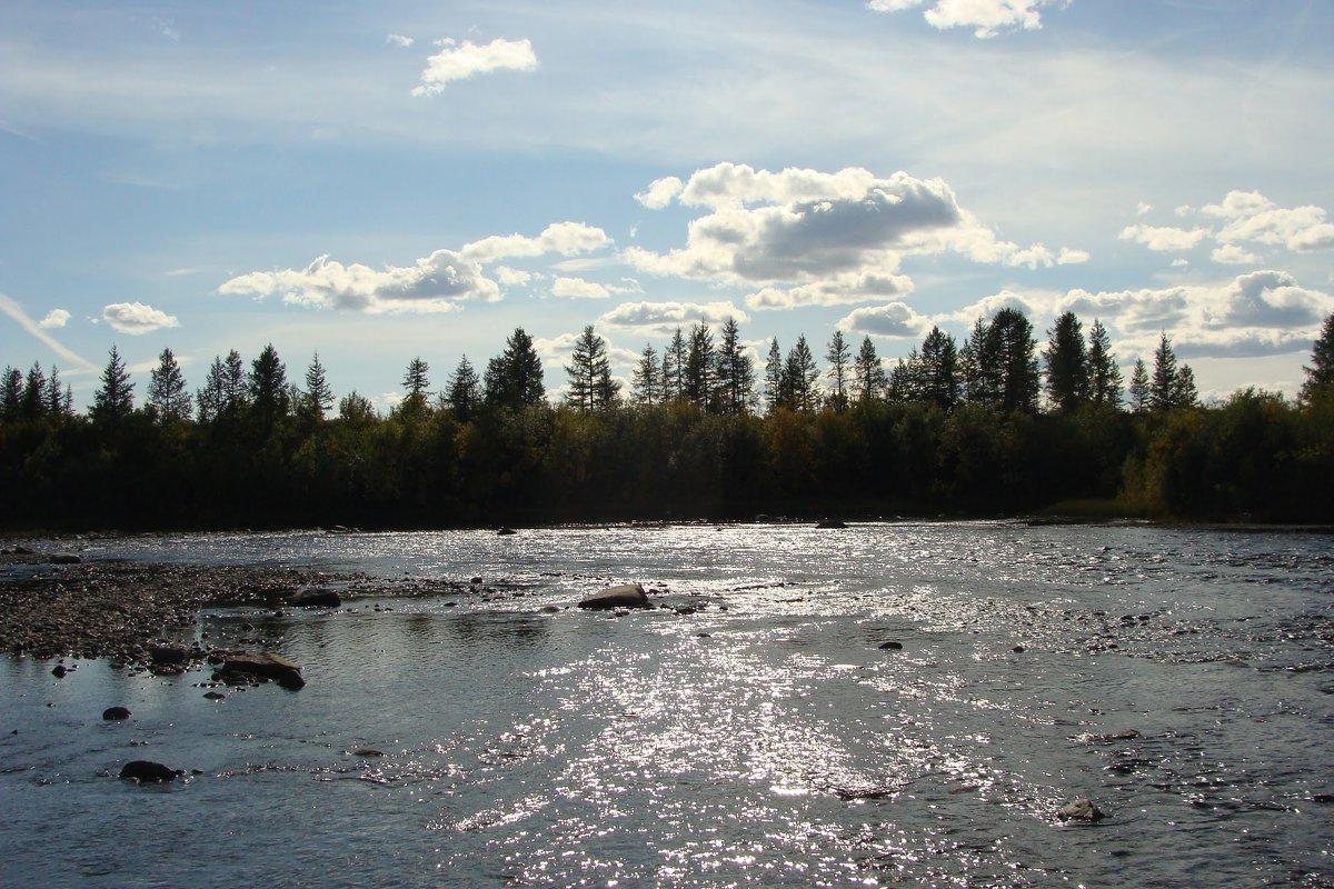 река ханмей рыбалка
