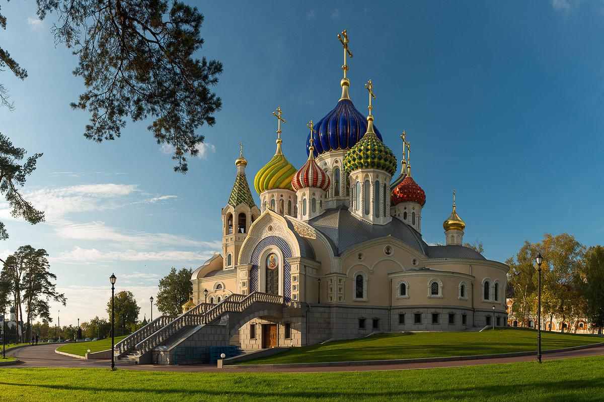 Храм Святого Благоверного князя Игоря Черниговского - Роман —-