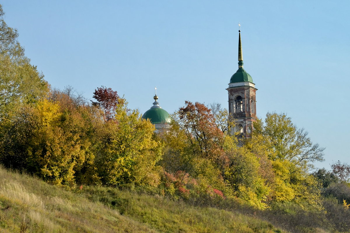 Ильинский храм - Николай Варламов