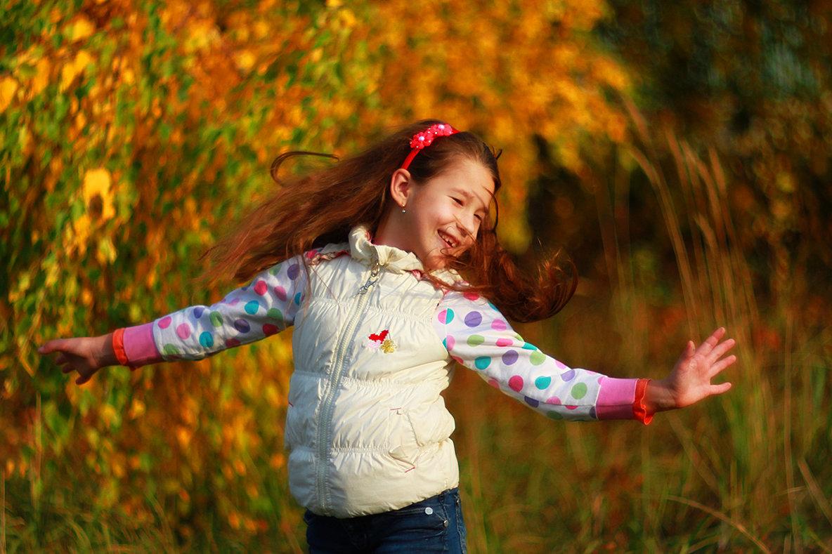 Танцуя с осенью... - Светлана Карнаух