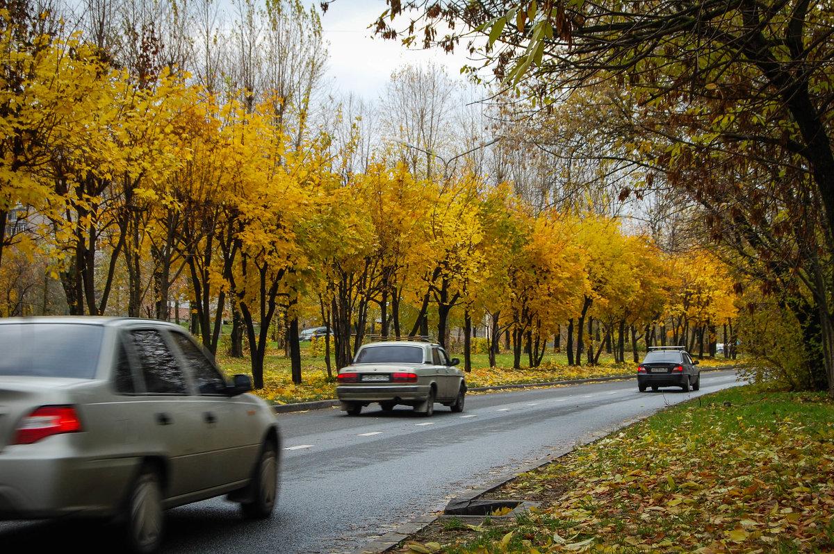 Осенний город - Денис Белов
