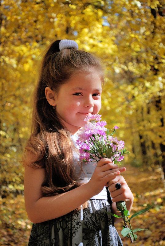 Золотая осень - Юлия Коноваленко (Останина)