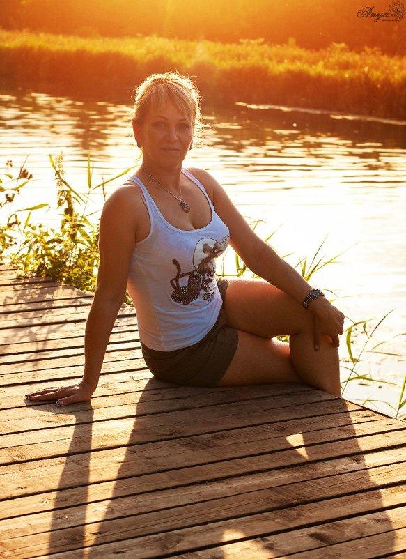 Елена - photographer Anna Voron