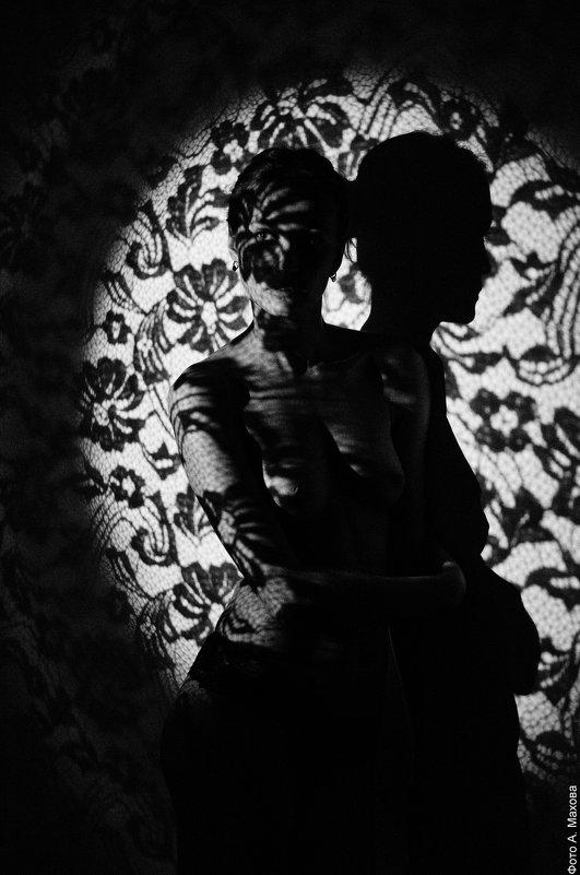 В полумраке - Анастасия Махова
