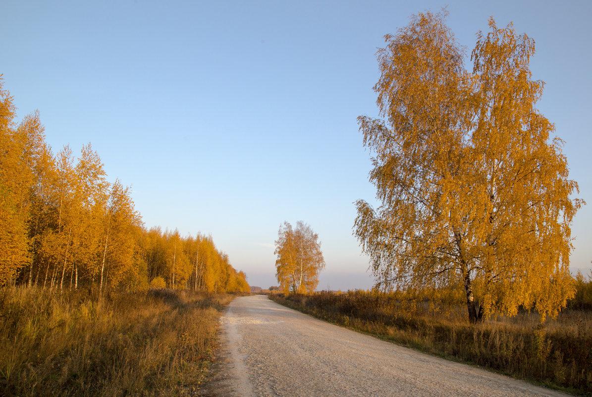 Золотая осень - Алексей Окунеев