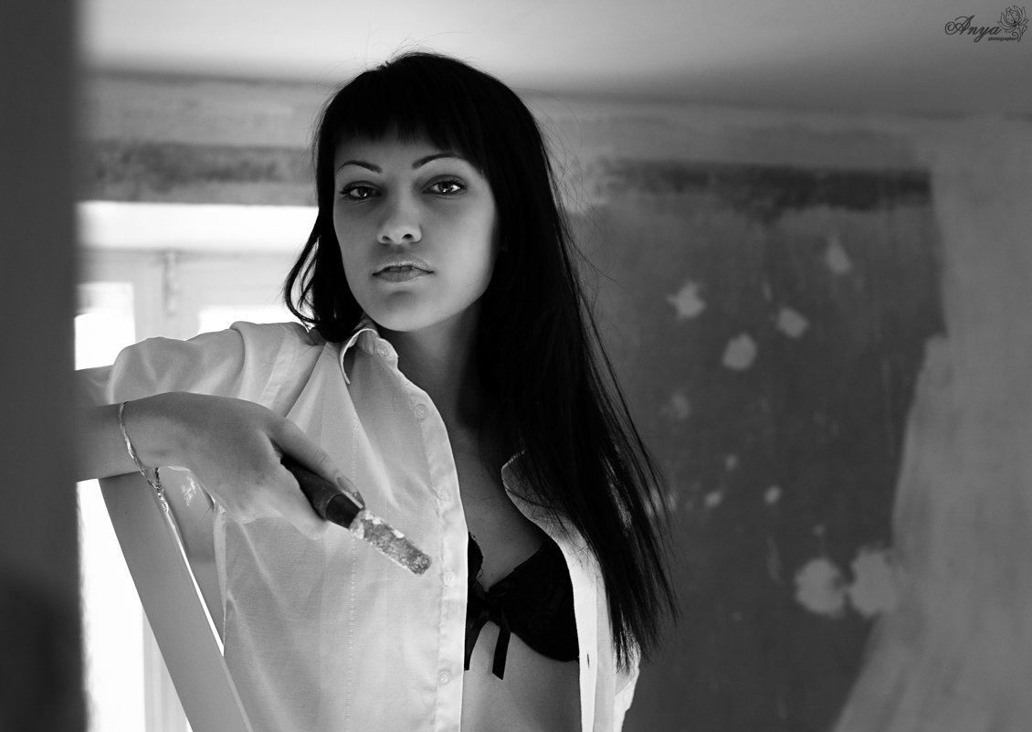 Алина - photographer Anna Voron