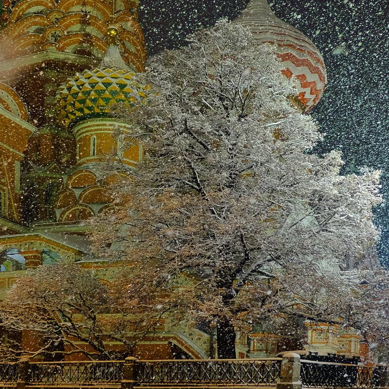 зима пришла - Дмитрий С
