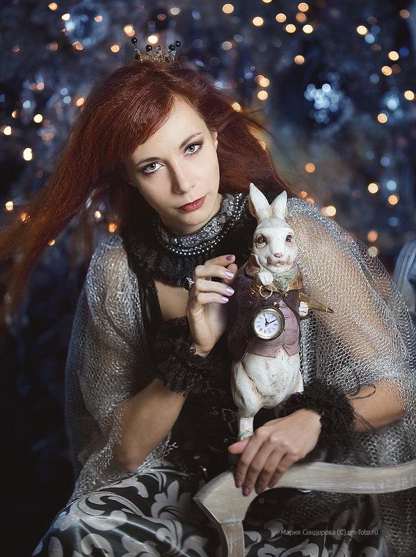 Всё новогодней и новогодней....)) - Мария Сендерова