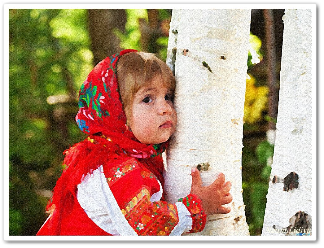 Русская мама любви 3 фотография