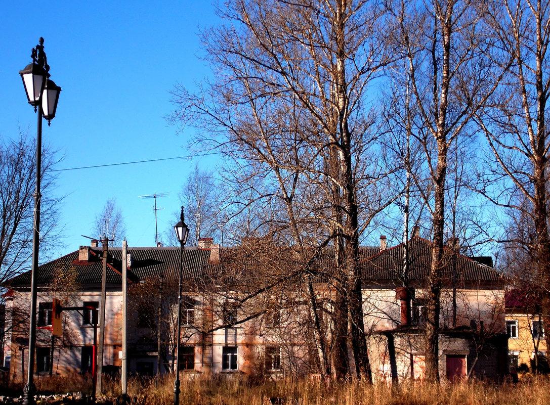 Послевоенные дома Ленинградской области - Фотогруппа Весна-Вера,Саша,Натан