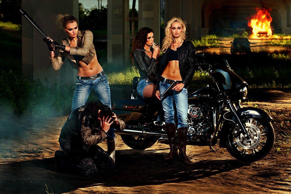 BAD BAD GIRLS - Алексей Шишкин