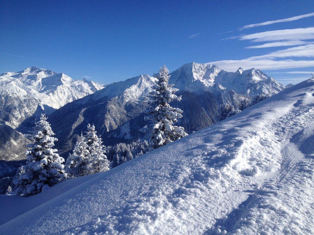 Французские Альпы - Андрей Кутырев