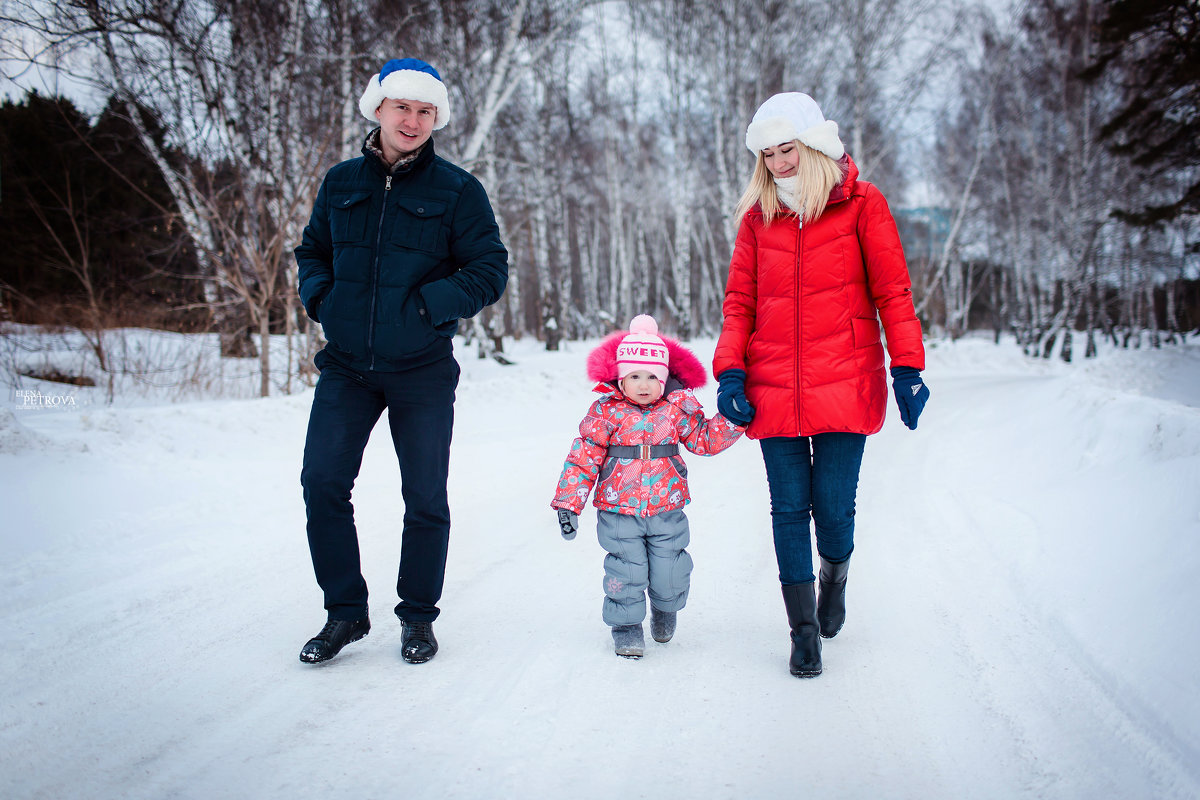 семья - Елена Петрова