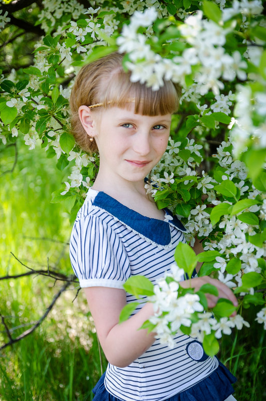 Цветение - Екатерина Тырышкина