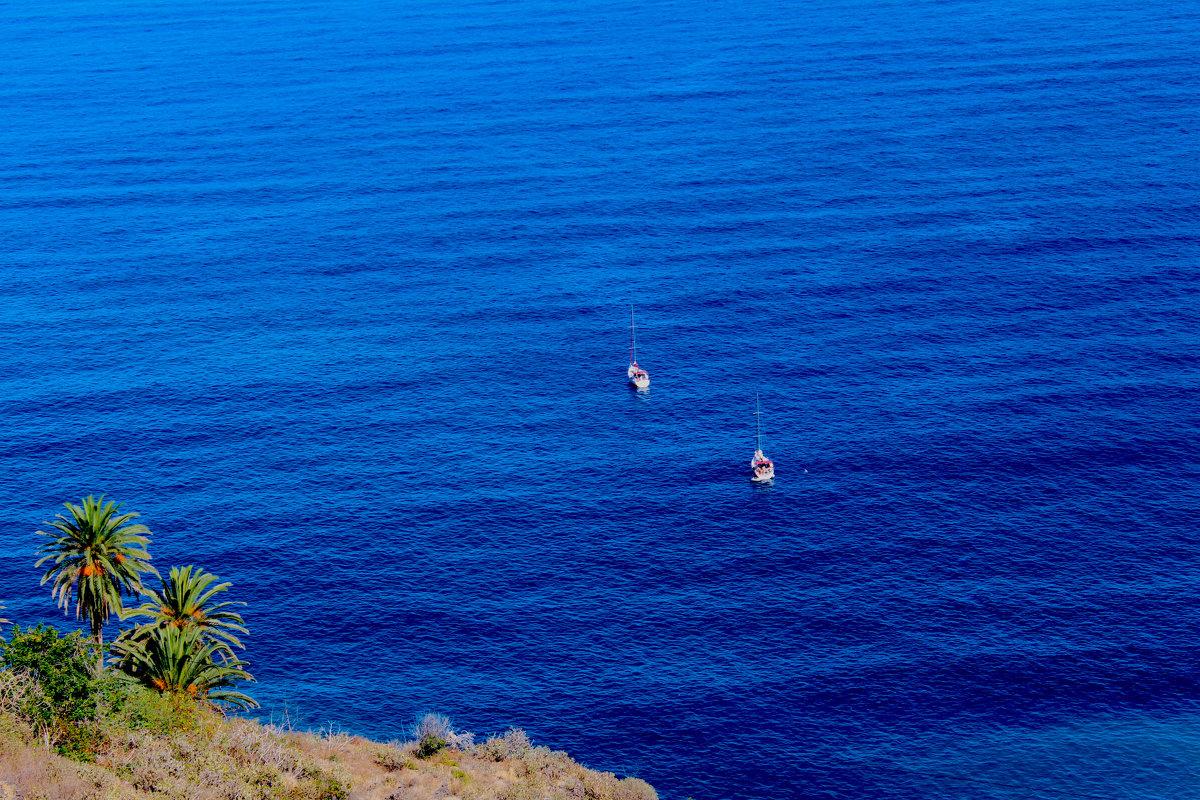 одинокие яхты - Виктория