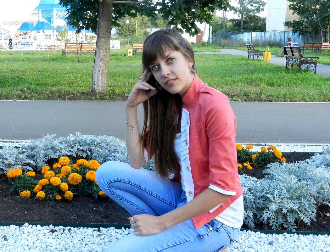 Лето в парке - Юлия Шабалдина