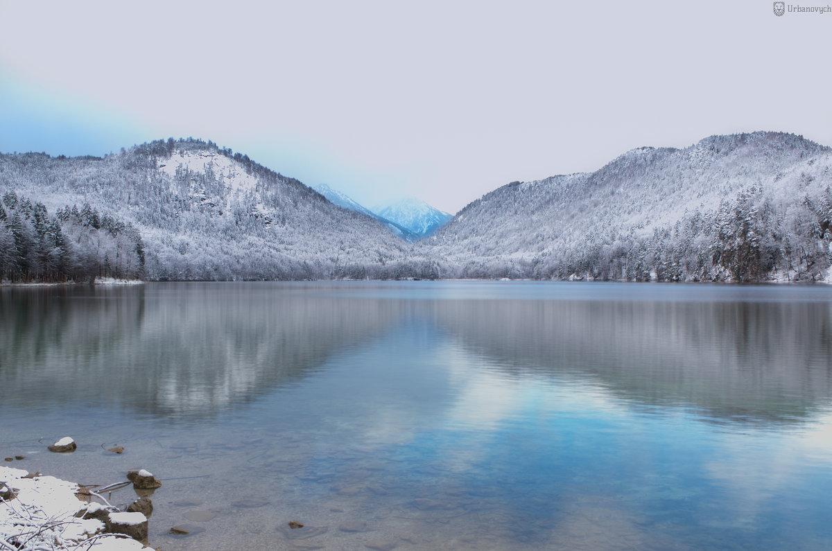 Озеро Alpsee - Vladimir Urbanovych