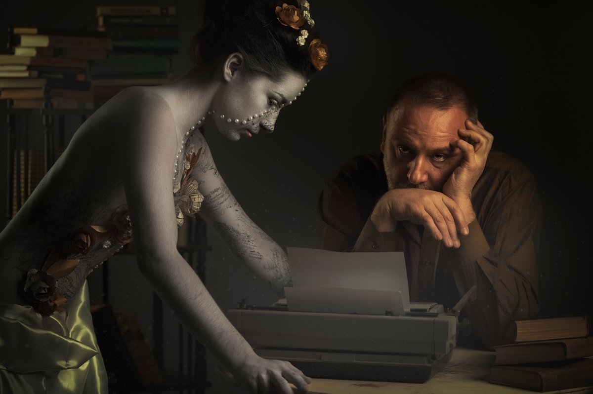 The muse... - Павел Черепко