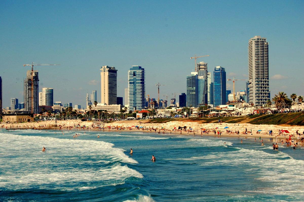 Израиль - Тель Авив - Зеев