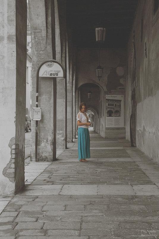 В Италии - Наталья