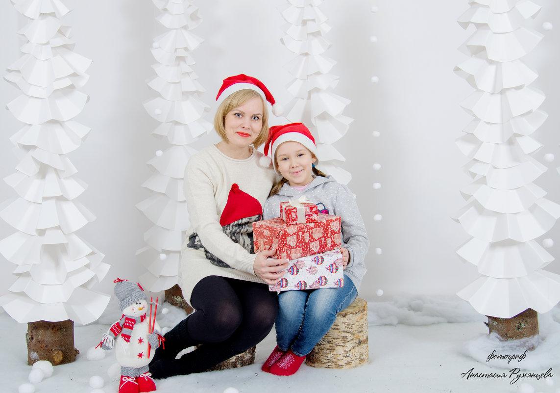 новый год - Анастасия Румянцева