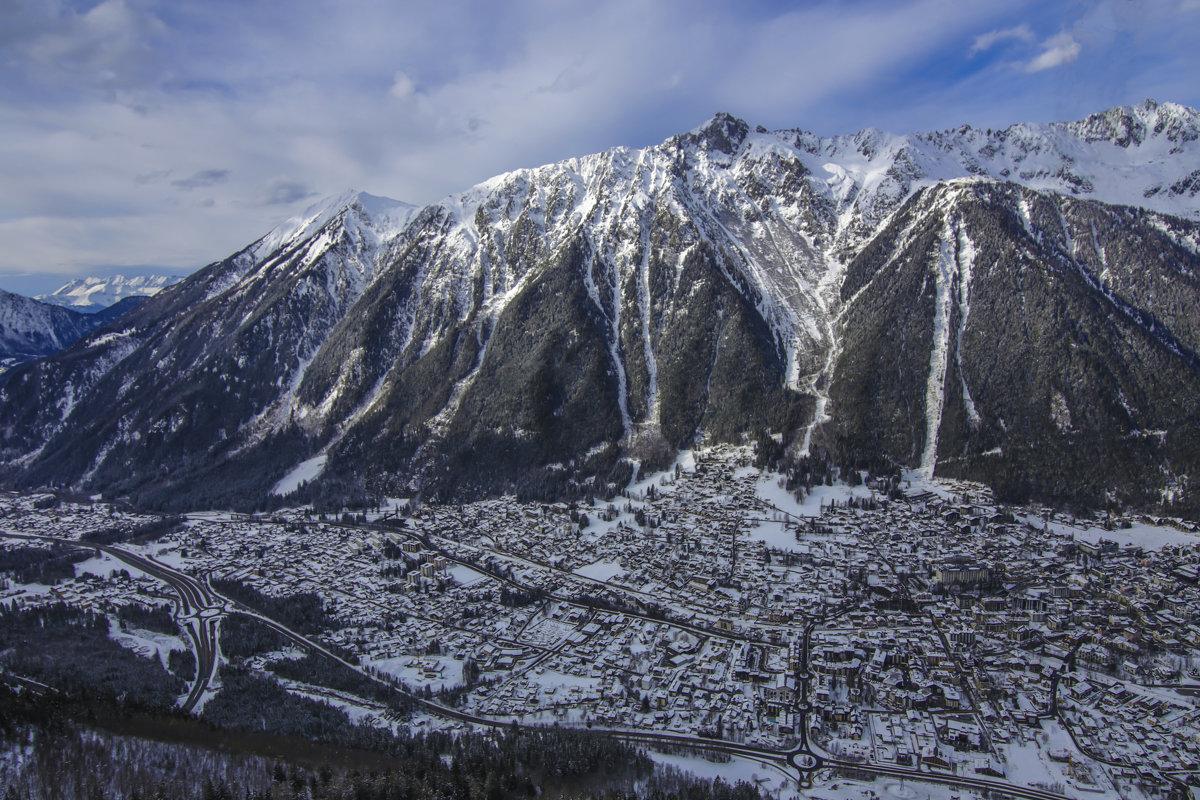 Альпы. Долина Шамони - Сергей Глотов