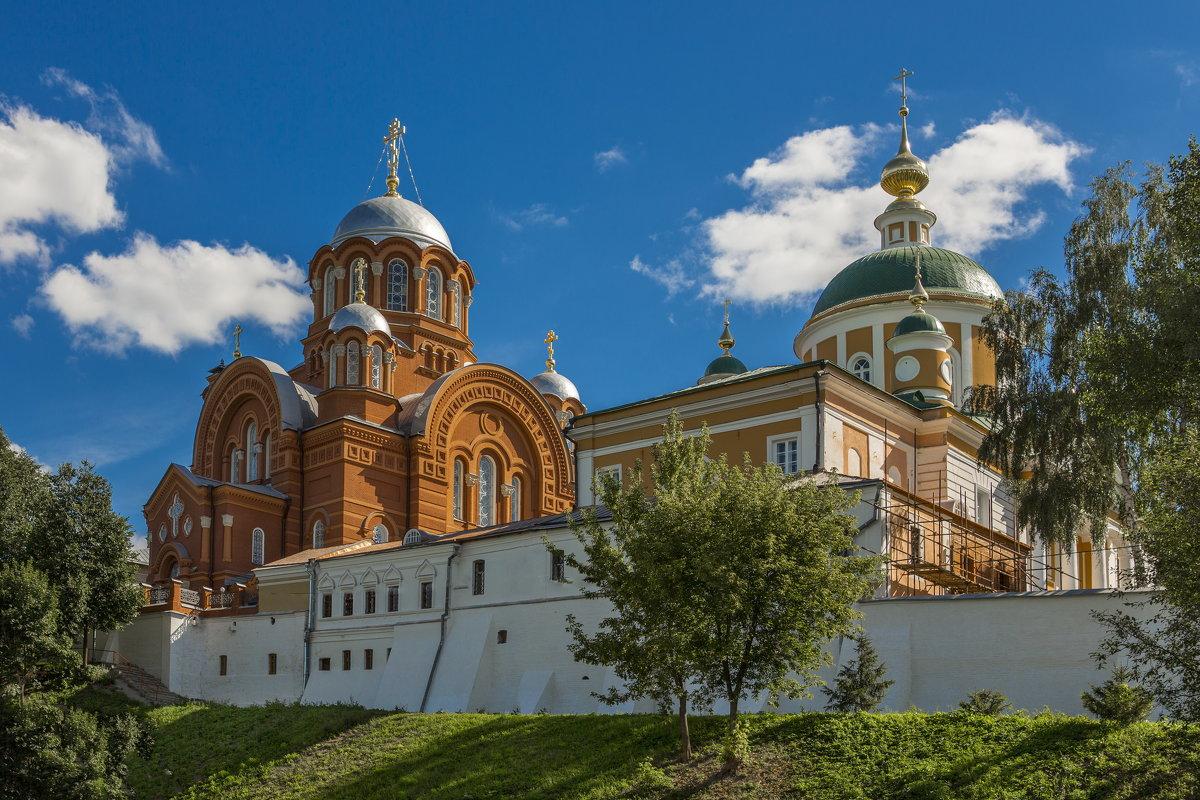 покровский ставропигиальный монастырь фото