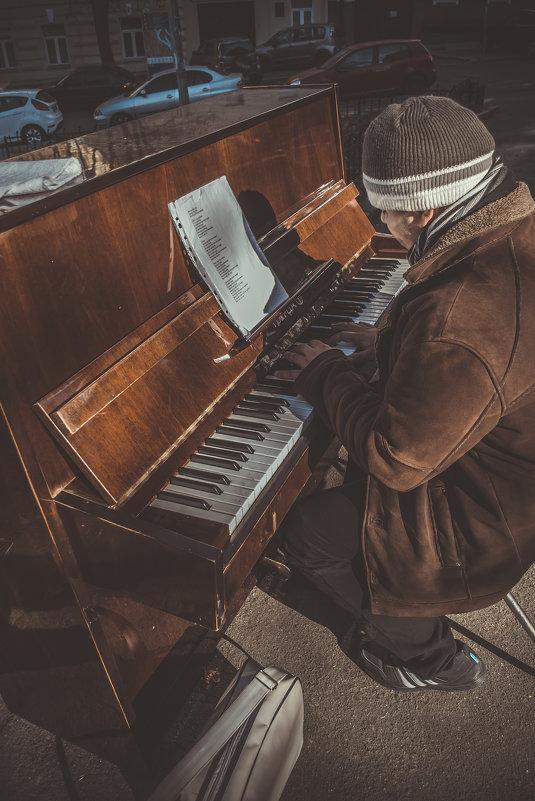 Пианист - Светлана