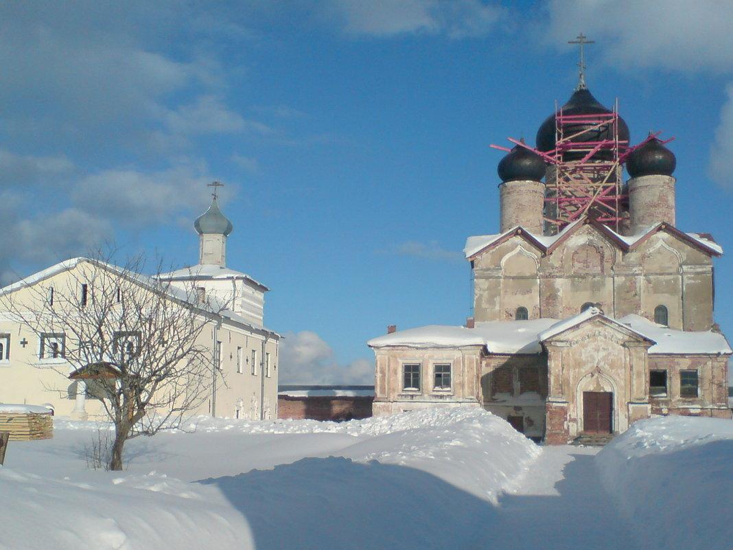 Зеленецкий монастырь - Виктор Никитенко