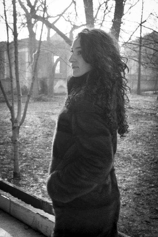 Девушка в тумане - Татьяна Счастливая