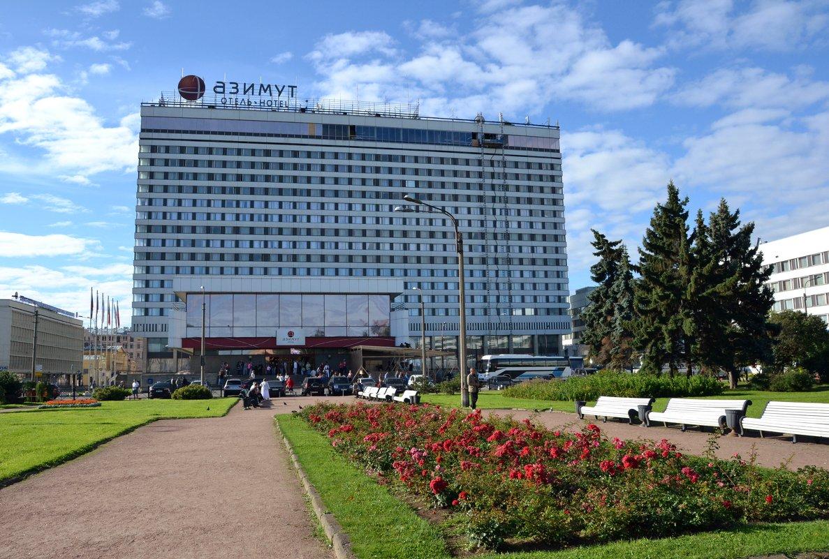 """Отель """"Азимут"""" - zhanna-zakutnaya З."""
