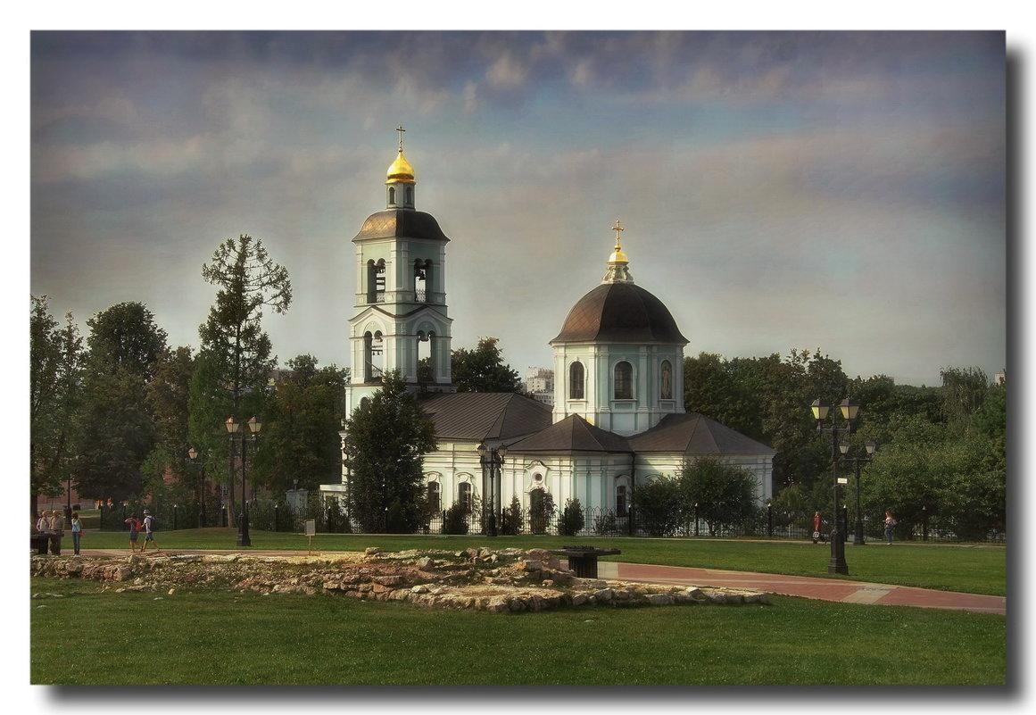 Церковь «Божией Матери Живоносный Источник» в Царицыно - GaL-Lina .