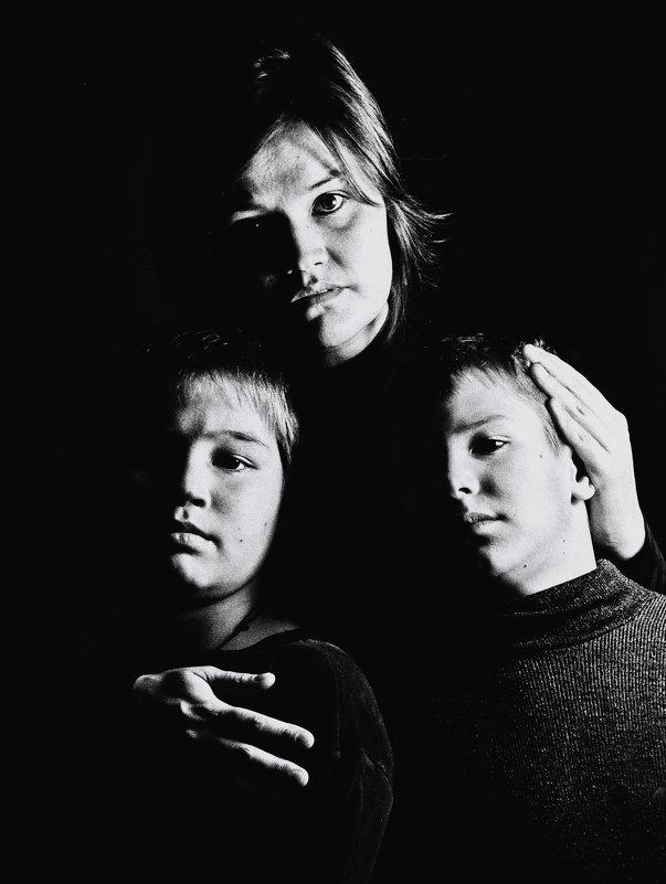 семейный портрет - Елена Кузнецова