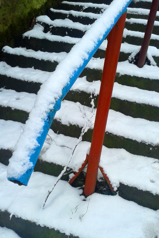 Снег - Эдуард Цветков