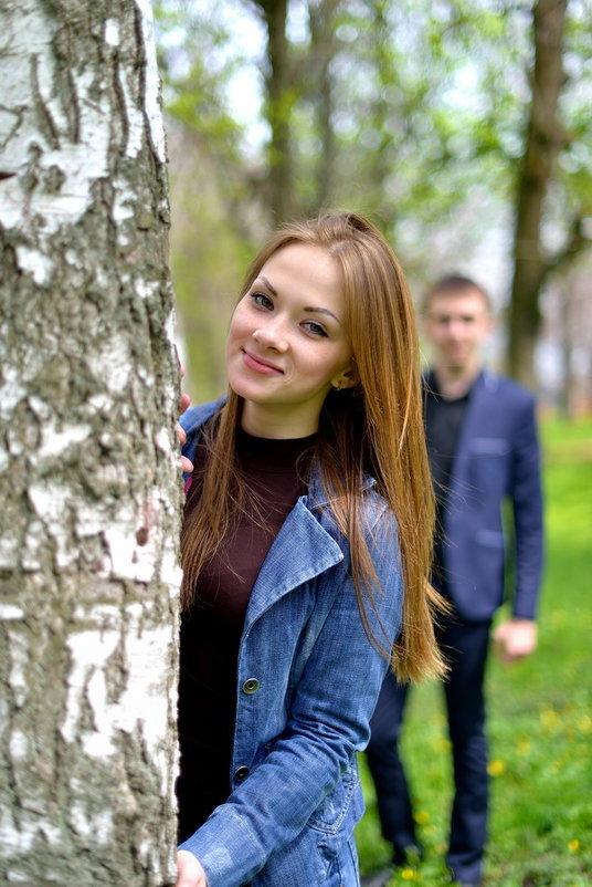 Пётр и Валерия. - Раскосов Николай