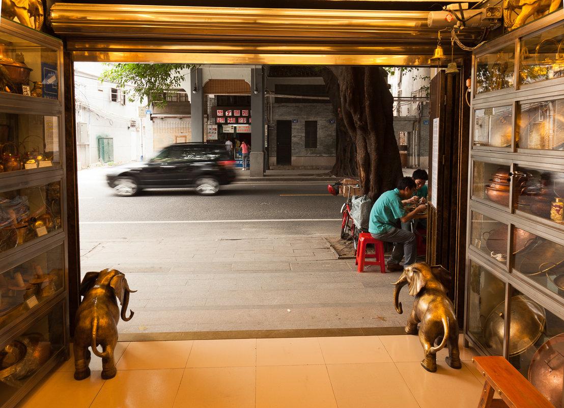 Китай. Провинция Гуандон. 2012. - dbayrak Дмитрий Байрак